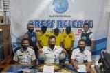 BNNK Solok tangkap komplotan pengedar narkoba di Kabupaten Solok