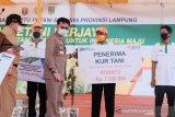 BNI meluncurkan kartu petani dorong percepatan pemulihan ekonomi