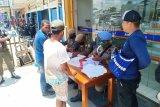 Satgas COVID-19 Kabupaten Jayapura berikan sanksi hukum kepada 149 pelangar