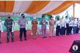 Mentan dan Gubernur Lampung luncurkan kartu petani