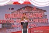Pemprov Sulteng  bangun CBD di Kota Palu