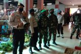 Polres-Kodim Merauke gelar operasi yustisi di Pasar Wamanggu