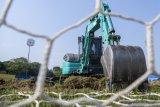 Stadion Bumi Sriwijaya Mulai Direnovasi