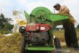 Presiden Joko Widodo ingin BUMN dan swasta dampingi korporasi petani-nelayan
