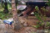 Sebanyak 37  rumah warga Kabupaten Seluma rusak diterjang banjir bandang