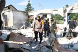 Polres Keerom tetapkan lima tersangka pembakaran kantor Disnaker