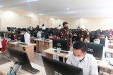 Peserta CPNS Kejati Sulawesi Utara  ikut CBT