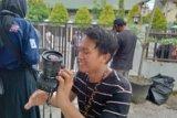 Dua wartawan di Tarakan cedera saat liputan demo omnibus law