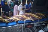 Gara gara roda truk amblas, seorang kernet di Lombok Timur tewas terjepit