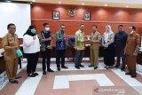 DPRD Kapuas terima kunjungan kerja Komisi I DPRD Tapin