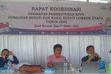 KPU Lombok Utara rekrut 5.166 anggota KPPS