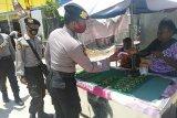 Polisi Jayapura terus tingkatkan patroli imbauan gunakan masker