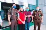 DPO kasus narkoba Sulbar dijemput di Kantor Balai Rehabilitasi BNN Sulsel