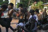 Antisipasi demo, Polisi alihkan lalu lintas di sekitar Istana Merdeka