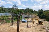 Pembangunan jembatan Rahabangga di Konawe terkendala pembebasan lahan