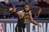 LA Lakers pakai jersey edisi Kobe Bryant di gim kelima final NBA