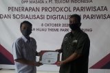DPP Masata beri sertifikat penerapan protokol kesehatan COVID-19