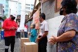 Wali Kota Magelang beri sembako  untuk warga terdampak pandemi COVID-19