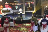 Sugianto Sabran raih penghargaan Tokoh Infrastruktur Jalan dan Jembatan Indonesia Awards