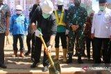 Pembangunan RSUD Baturaja  ditargetkan rampung Desember 2020