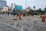 Polisi amankan seribu orang diduga terlibat aksi rusuh