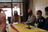 Kapolresta Tarakan minta maaf atas insiden yang menimpa dua wartawan