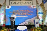 Jalur ganda KA Cirebon-Solo-Jombang 550 km tersambung