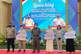 Jasa Raharja Lampung hadiri peluncuran Samsat Pringsewu