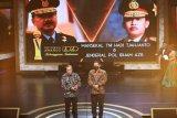 Panglima TNI dan Kapolri raih penghargaan Indonesia Awards 2020