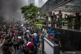 34 demonstrators found reactive to COVID-19 in Jakarta
