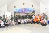 Lantamal VIII memberi pelatihan selam pegawai Bunaken dukung pariwisata