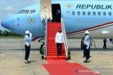 Presiden Jokowi  yakini kehidupan pekerja akan membaik dengan UU Cipta Kerja