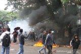 Unjuk rasa Omnibus Law Di Malang
