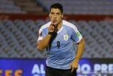 Uruguay di kualifikasi Piala Dunia raih kemenangan