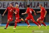 Timnas Makedonia lawan Georgia di final playoff EURO Jalur D
