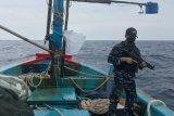 TNI AL tangkap kapal Vietnam melakukan ilegal fishing di Natuna Utara