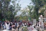Tiga pelajar SMA ditahan akibat terlibat aksi unjuk rasa