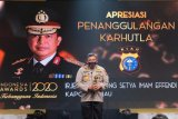Kapolda Riau raih Indonesia Awards tangani karhutla dengan aplikasi khusus