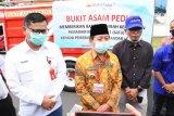 Bandarlampung terima bantuan mobil pemadam kebakaran  dari PTBA