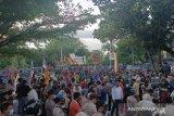 Demo tolak UU Ciptaker kondusif, Pimpinan DPRD Riau janji teruskan aspirasi demonstran