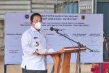 Gubernur Lampung bersama Irjen Kemenhub deklarasikan tertib angkutan barang