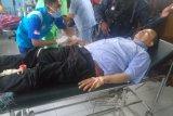 Kondisi anggota TGPF Bambang Purwoko sadar