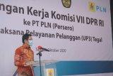 PLN terima kunker Komisi VII DPR di Tegal