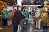 Menko PMK mendorong produk jamu Sukoharjo tembus pasar internasional