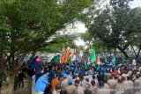 Dikecam FKPMR bertindak represif, Polda Riau: tindakan kepolisian sesuai SOP