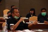 KPU Sigi  wajibkan seluruh jajarannya ikuti rapid test-swab cegah COVID