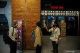 Sejumlah bioskop di Yogyakarta mengajukan verifikasi protokol kesehatan
