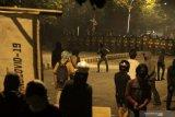 Polisi proses hukum aksi unjuk rasa mahasiswa hingga malam hari