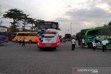 Jumlah bus ke Terminal Induk Jati Kudus menurun
