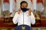 Jokowi persilakan uji materi bila tidak puas atas UU Ciptaker